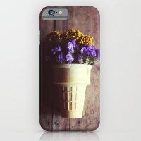 Flower Cone III iPhone 6 Slim Case