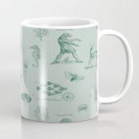 vintage ephemera mint Mug