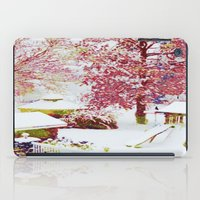 SNOW DAY - 015 iPad Case