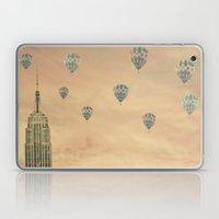 Balloons over the Empire Laptop & iPad Skin
