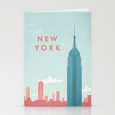 New York New York Stationery Cards