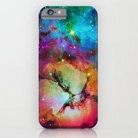 Floral Nebula iPhone 6 Slim Case