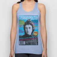 COSMARXPOLITAN, Issue 13 Unisex Tank Top