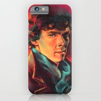 iPhone & iPod Case featuring A Study in Pink by Alice X. Zhang