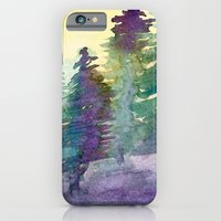 In The Pines iPhone 6 Slim Case