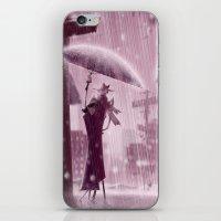 Season for Love iPhone & iPod Skin