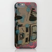 iPhone & iPod Case featuring Who's gonna drive you home? by Tamar Isaak