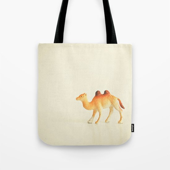 Cunning Camel Tote Bag