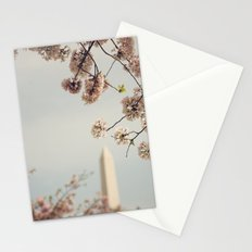 Spring in DC I Stationery Cards