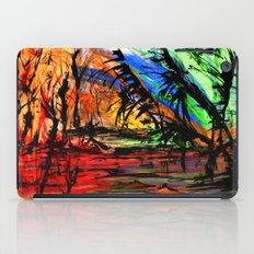 Fire & Flood iPad Case