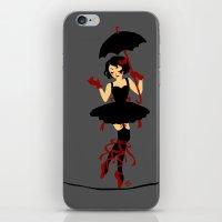 Tightrope Walker iPhone & iPod Skin