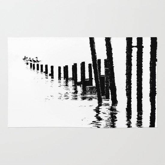 MONO SEA Area & Throw Rug