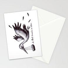 Stork Stationery Cards