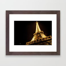 La Tour Framed Art Print