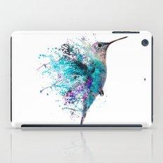 HUMMING BIRD SPLASH iPad Case