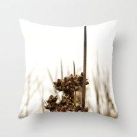 Sharp Rush Throw Pillow