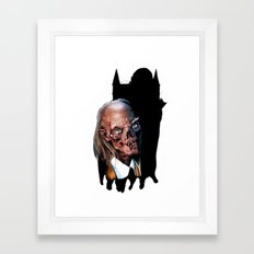 Crypt Keeper: Monster Madness Series Framed Art Print