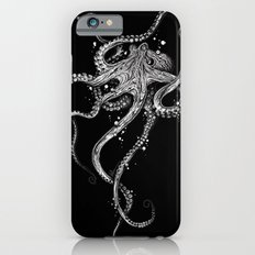 Octopus (black) iPhone 6 Slim Case