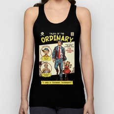 Tales Of The Ordinary Unisex Tank Top