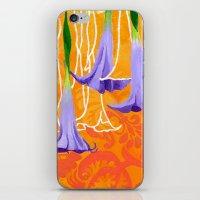 Night Garden iPhone & iPod Skin