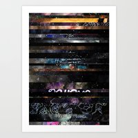 horizontal  Art Print