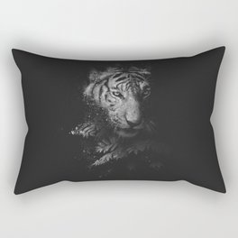 Rectangular Pillow - Prey - Daniel Taylor