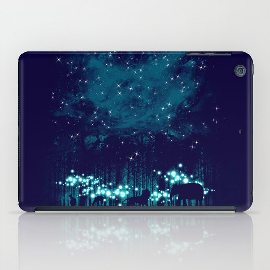 Cosmic Safari iPad Case