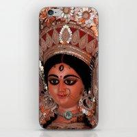 Durga iPhone & iPod Skin
