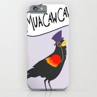 MuaCawCaw iPhone 6 Slim Case