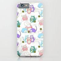 3 Little Kittens iPhone 6 Slim Case