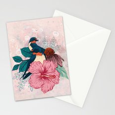 Barn Swallows Stationery Cards