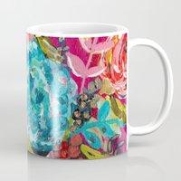 Bouquet Series No. 3 By … Mug