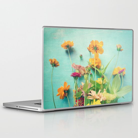 I Carry You With Me Into the World Laptop & iPad Skin
