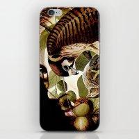 D._IN DER ZWISCHENZEIT_ iPhone & iPod Skin
