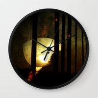 Toothfairy Wall Clock