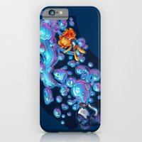 Creating the universe is fun! iPhone 6 Slim Case