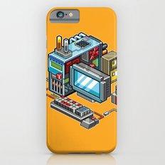 8bit computer Slim Case iPhone 6s