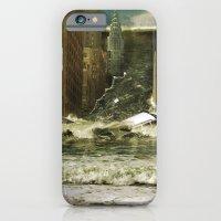 Water Vs City iPhone 6 Slim Case