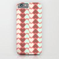 Creamy Hearts  iPhone 6 Slim Case