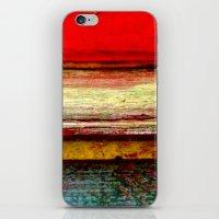 Sunset in Bali iPhone & iPod Skin