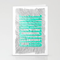 Glycerine Stationery Cards