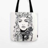 Nature Woman  Tote Bag