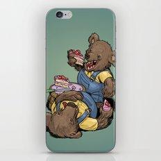 The Bears iPhone & iPod Skin