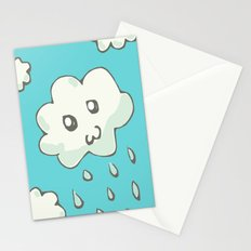Rain Cloud Stationery Cards