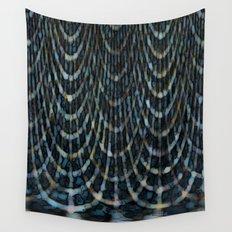 Rainy night Wall Tapestry