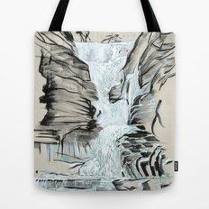 Local Gem # 5 - Lick Brook Tote Bag