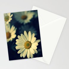 Fresh Daysies flowers 0944 Stationery Cards