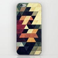 Yncyrtyynty  iPhone & iPod Skin