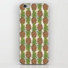 PINA COLADA: pineapple iPhone & iPod Skin