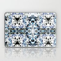 Kaleidoscope Crystals Laptop & iPad Skin